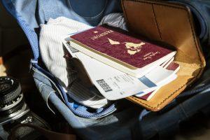 Keys and Passports